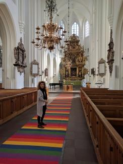 Catedrala Sf. Petru din Malmo (Sankt Petri Kyrka)